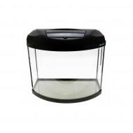 Аквариумы с выгнутым стеклом (п/сфера)